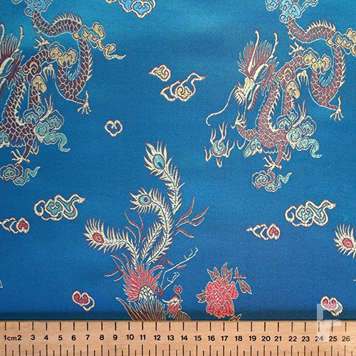 Chinese Brocade Fabric The Fabric Centre
