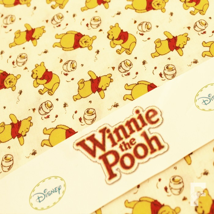 Winnie The Pooh Amp Friends The Fabric Centre
