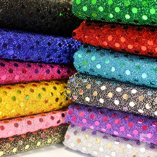 3mm Sequin Fabric