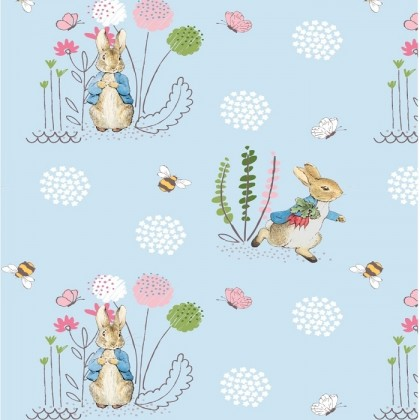 Peter Rabbit Cotton Fabric