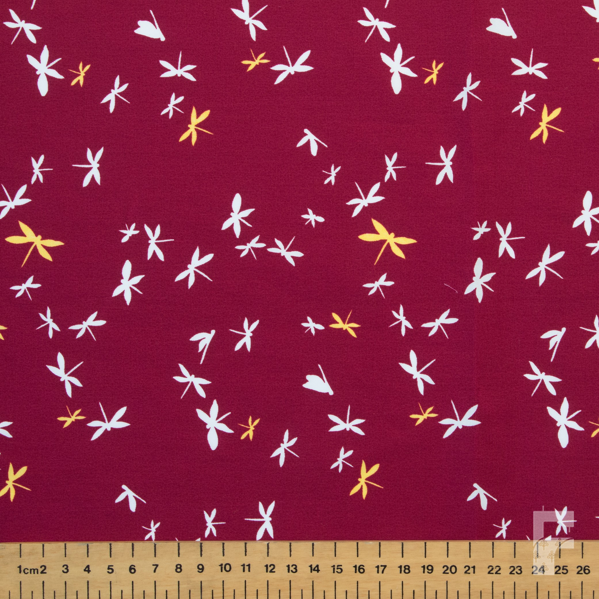 Cotton Poplin Print Fabric Woodlands Story The Fabric
