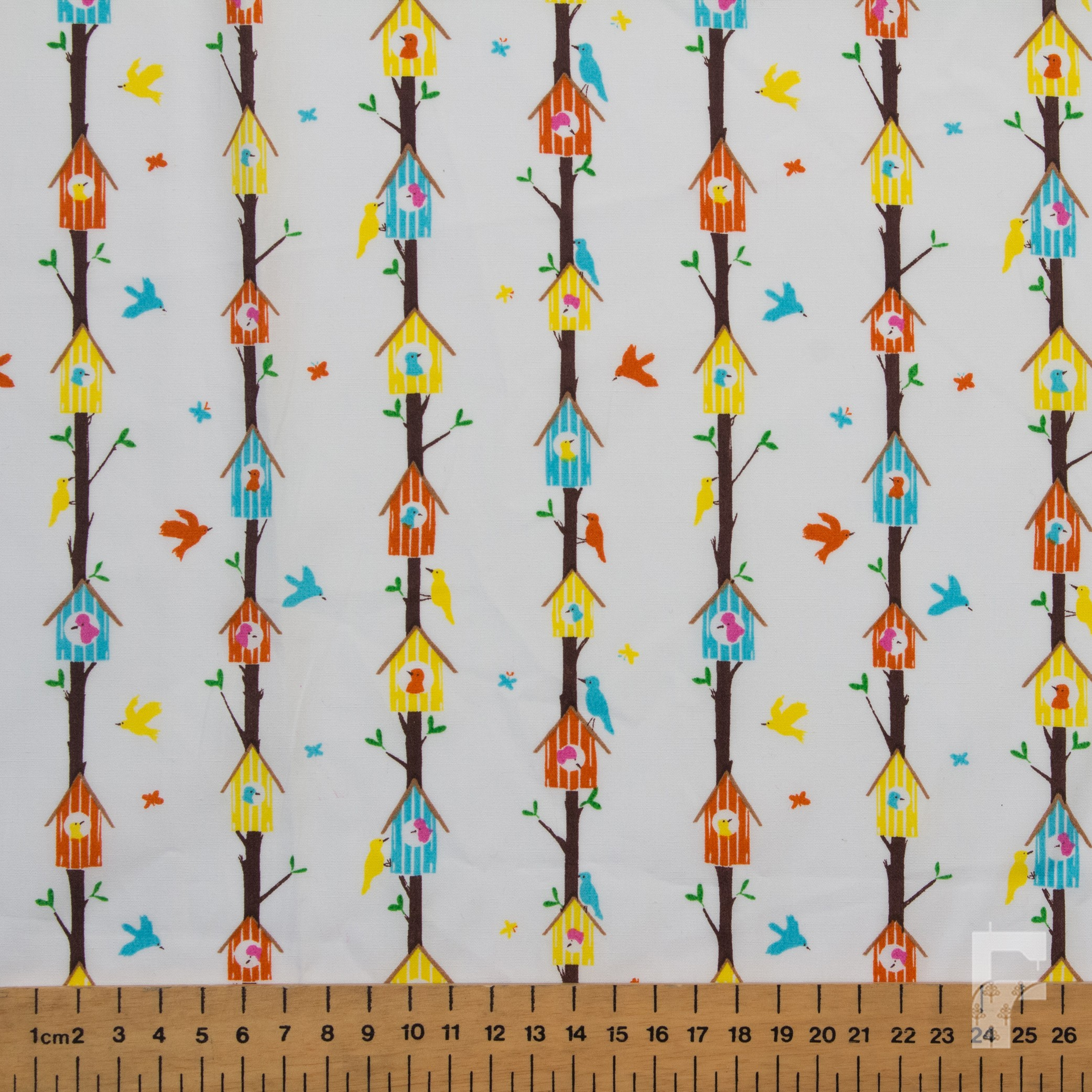 Cotton Poplin Print Fabric The Fabric Centre